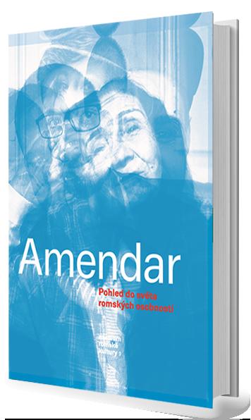 Kniha Amendar